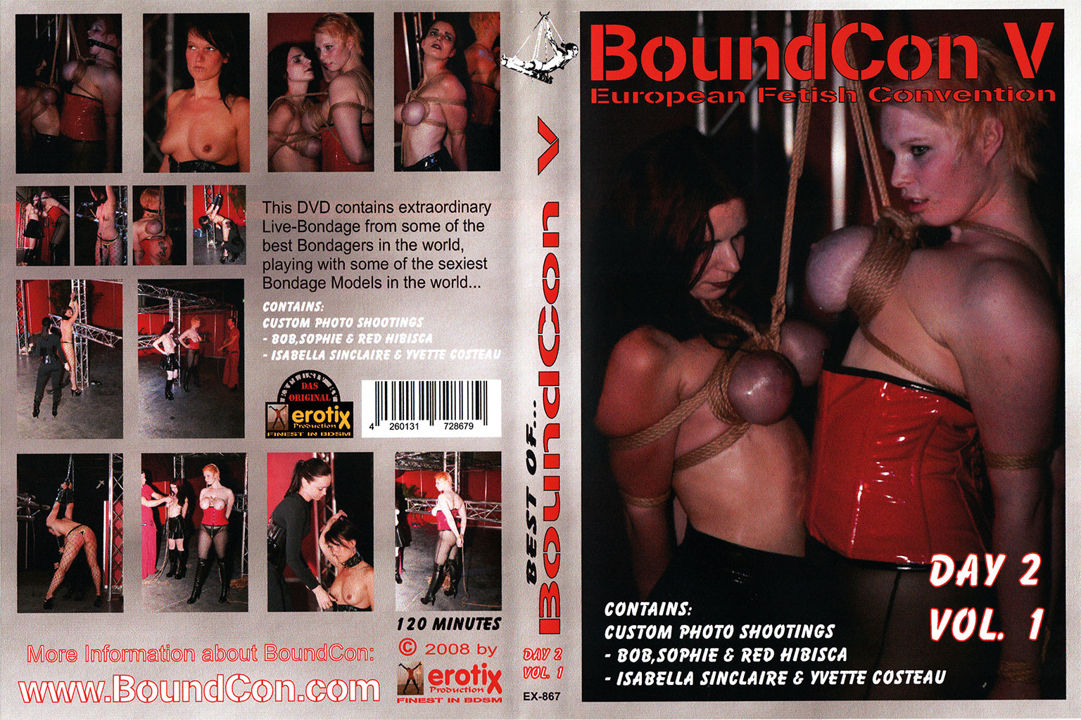 BoundCon V, Day 2, Volume 1